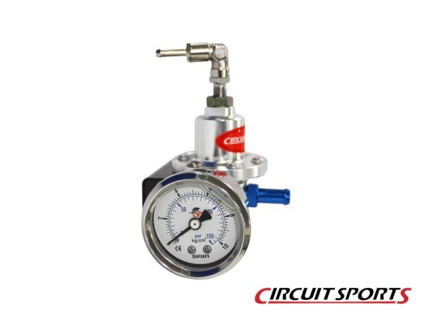 Phase2 Motorsport Bensintrykks Regulator - P2-FPRV25-GD