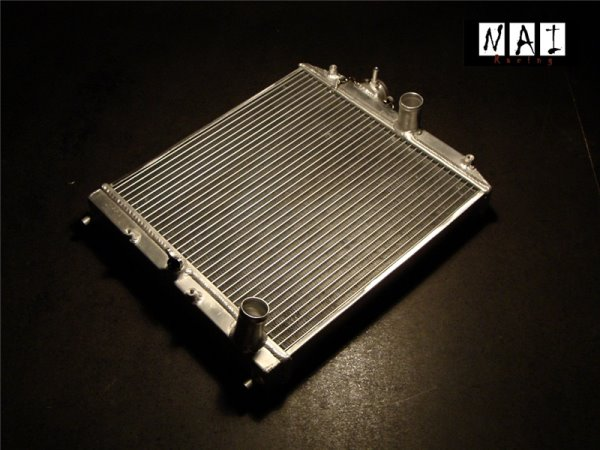 Aluminum Radiator Civic 52mm
