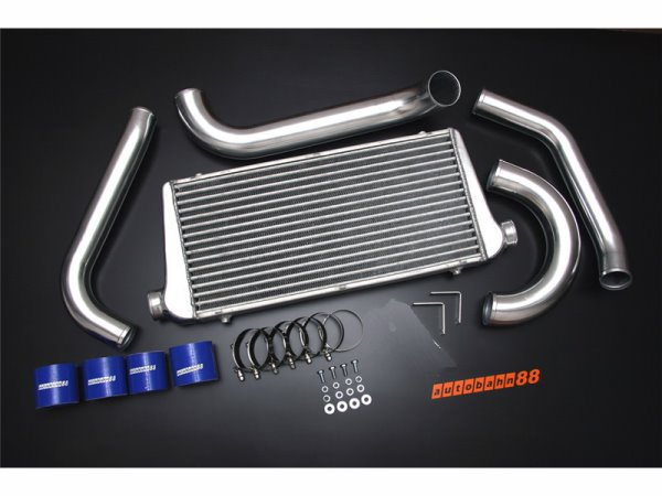Komplett Intercooler Kit Supra MK4 2JZ