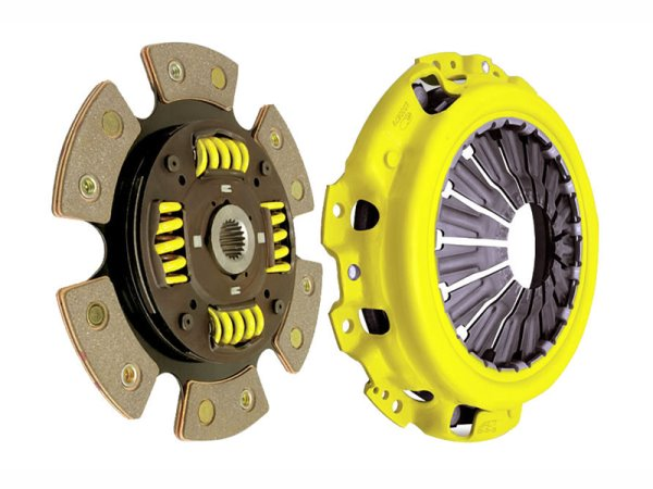 ACT Heavy Duty Clutch 6 puck R154