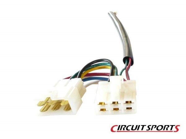 Circuit Sports TurboTimer Ledningsnett