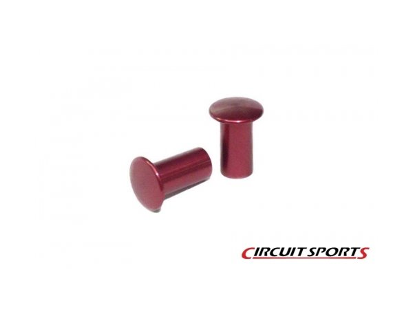 Circuit Sports Drift Knob (Rød)