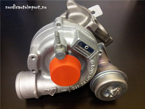 Borg Warner KKK K04-015 Turbo