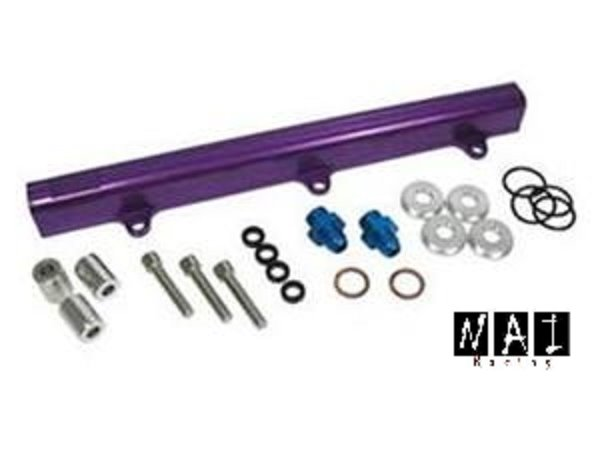 Top Feed Fuel Rail EVO 7-9 4G63