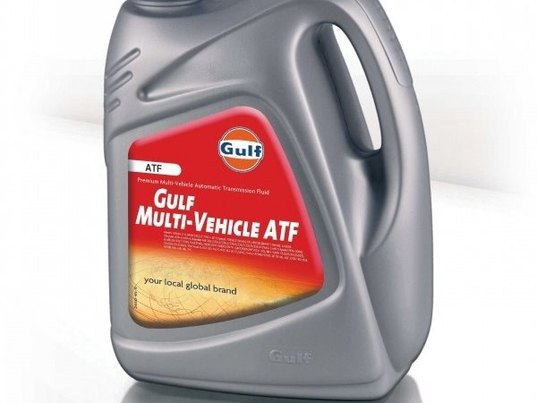 Gulf ATF Multi-Vehicle girolje
